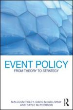 Event Policy from Theory to Strategy
