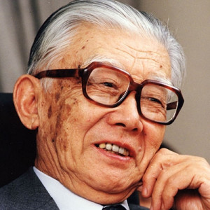Portrait of Masaru Ibuka